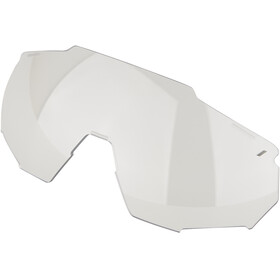 100% Racetrap Glasses soft tact oxyfire/black mirror